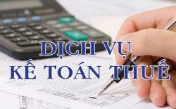 dịch vụ kế toán thuế tại Quận Bình Tân