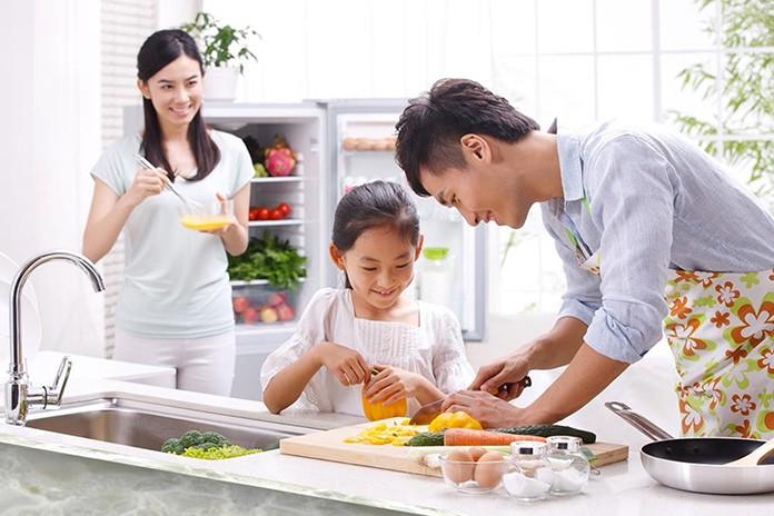 Xử lý thực phẩm an toàn