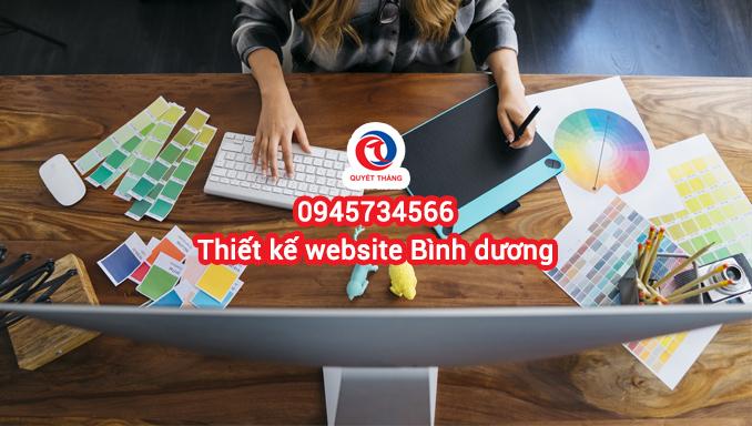 Dịch vụ thiết kế web tại thuận an