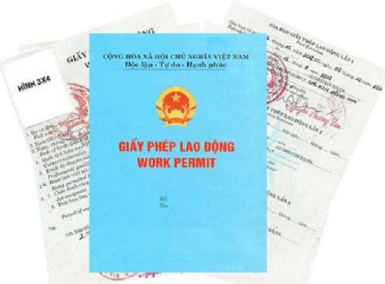 Dịch vụ làm giấy phép lao động tại Bình Dương