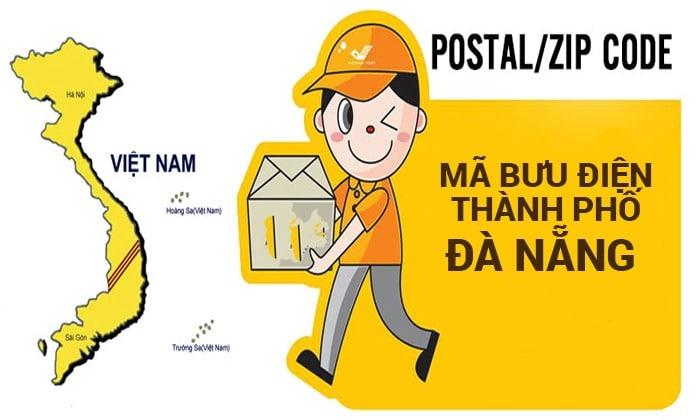 Mã bưu điện Đà Nẵng