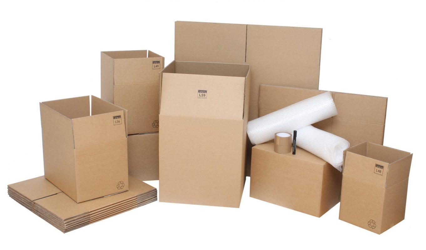 Quy trình làm hộp giấy carton gồm 5 bước