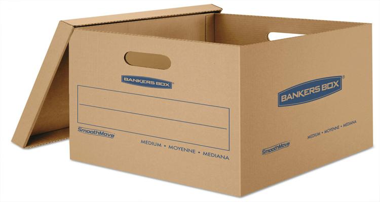 Thùng carton được làm từ sợi gỗ