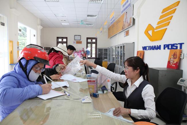 Bưu điện Bình Tân